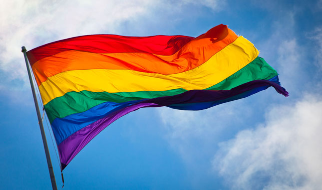 Rainbow Flag-Special Events Page