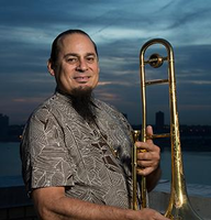 Summer Jazz Room At Home Series<br>Steve Turre and Friends<br>VIRTUAL CONCERT