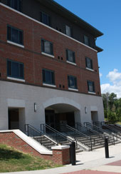 High Mountain residence hall