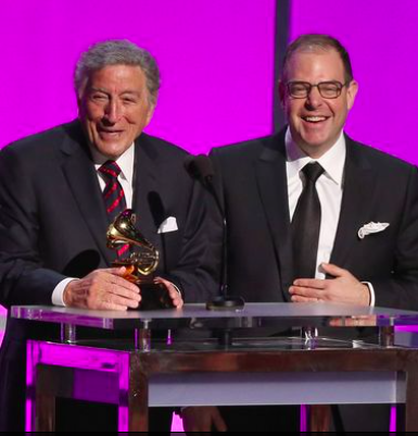 Bill Charlap and Tony Bennet Grammy 2016