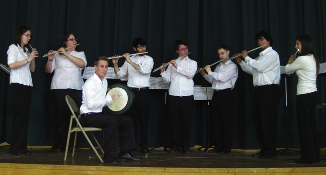 woodwind group