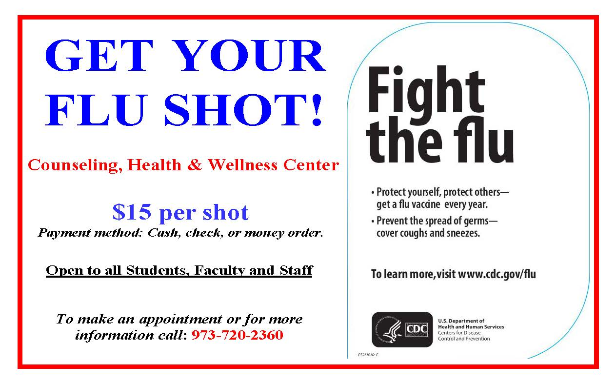 Flu Shot Card