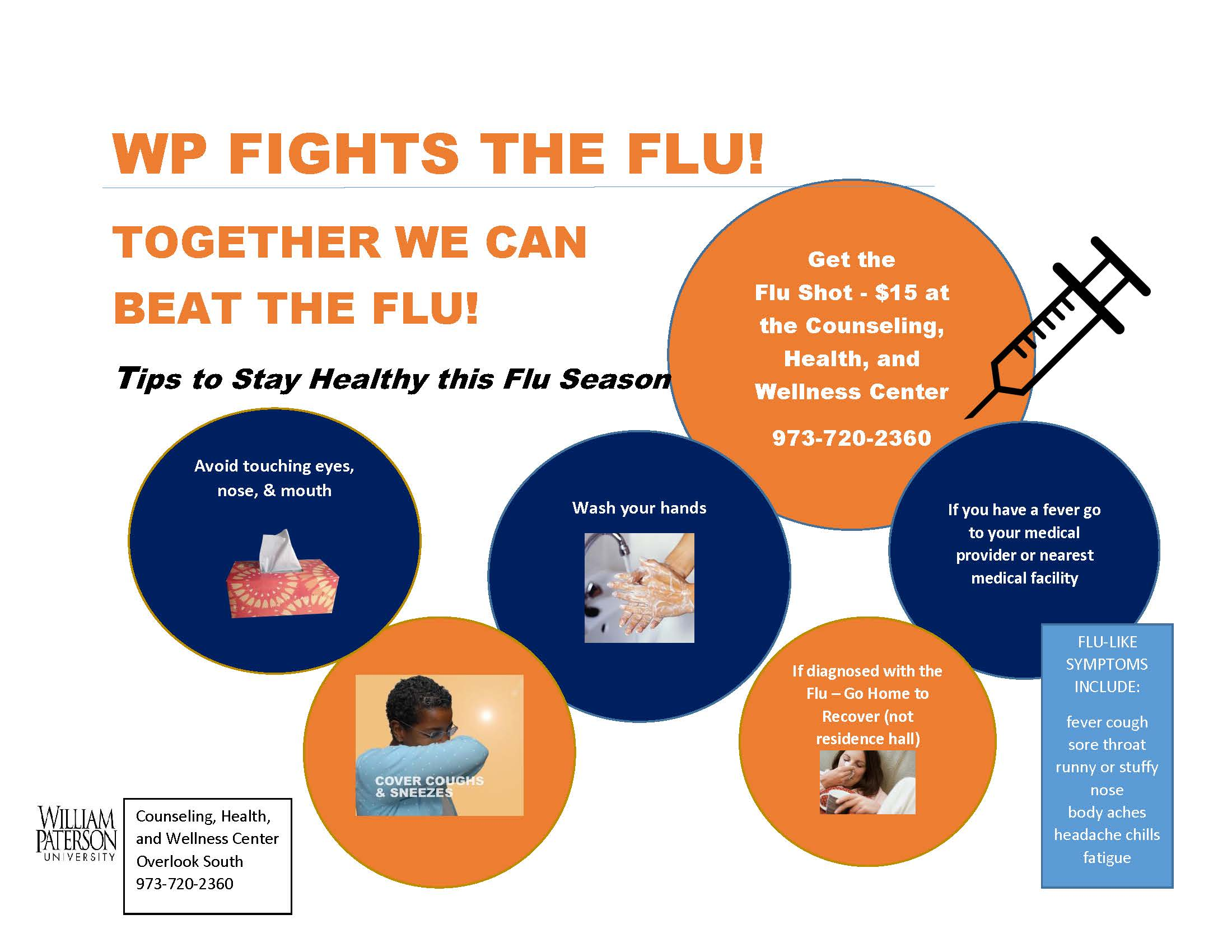 PROTECT YOURSELF from Flu SP18
